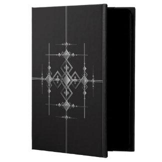 Gothic metallic pattern. powis iPad air 2 case