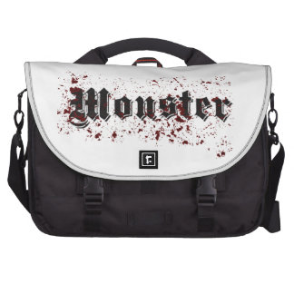 Gothic Monster Commuter Bags