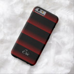Gothic Moody Red Barely There iPhone 6 Case