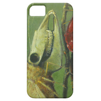 Gothic Moth iPhone 5 Case-Mate Barely There