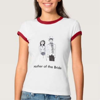 Gothic Mother of the Bride T-Shirt