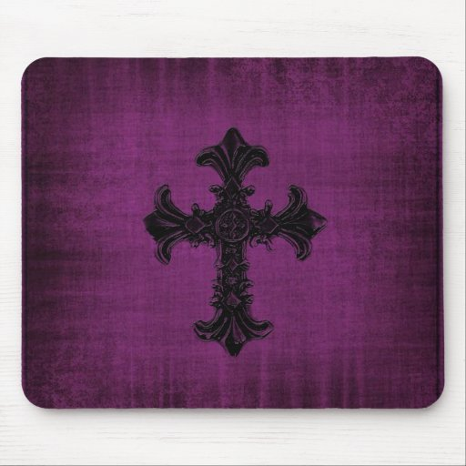 Gothic Mouse Pad