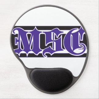 Gothic MSC N-Stripe on Mouse Mats - Gel Mouse Pad