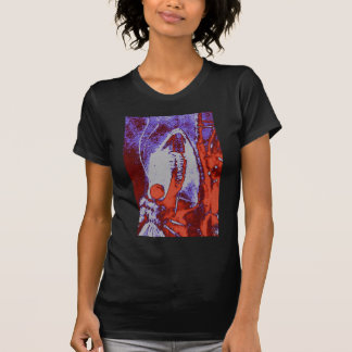 Gothic Mutant Moth Ladies T-Shirt
