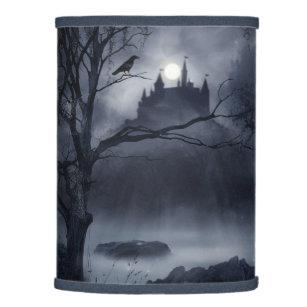 Gothic lamp shades zazzle gothic night fantasy lamp shade aloadofball Image collections
