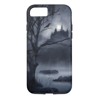 Gothic Night Fantasy Tough iPhone 7 Case