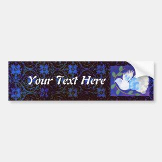 Gothic Peace Spirit Bumper Sticker