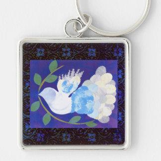 Gothic Peace Spirit Keychain