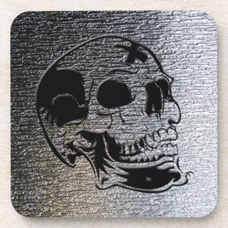 Gothic Pirates Skulls Creepy Art Coasters