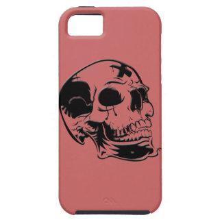 Gothic Pirates Skulls Creepy iPhone Case