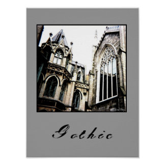 'Gothic' Poster
