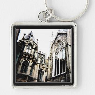 'Gothic'  Premium Keychain