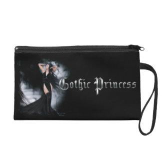 Gothic Princess Bagettes Wristlet Bag