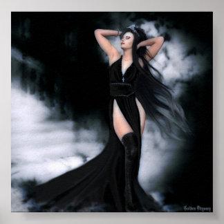 Gothic Princess, Print Lg