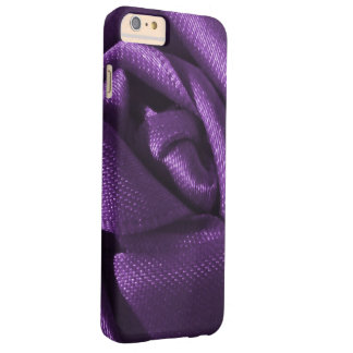 Gothic Purple Rose Barely There iPhone 6 Plus Case