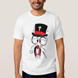 gothic rag doll t-shirt