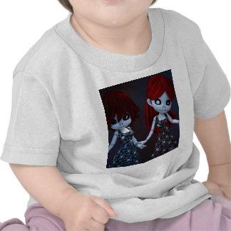 Gothic Rag Dolls T Shirt