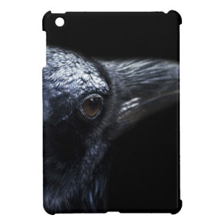 Gothic Raven and Crow Familiar iPad Mini Case