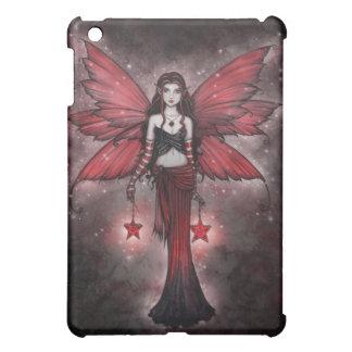 Gothic Red Fairy iPad Case