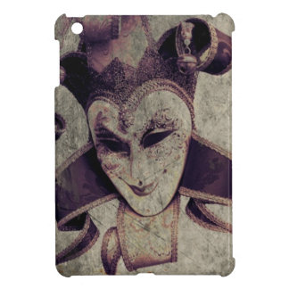 Gothic Renaissance Evil Clown Joker iPad Mini Covers