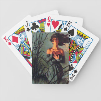 Gothic Romance Bicycle Playing Cards