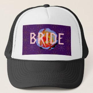 Gothic Rose Dooty BRIDE hat