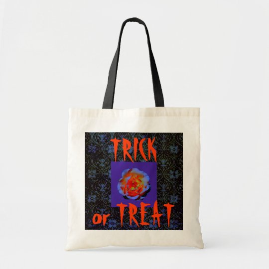 Gothic Rose Halloween bag