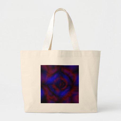 Gothic Rose Jumbo Tote Bag