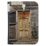 Gothic Rustic Doorway Animal Skull Kindle Case