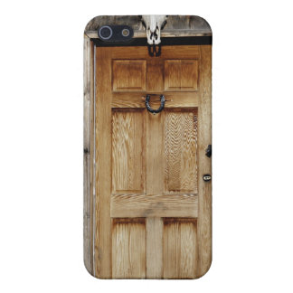 Gothic Rustic Doorway iPhone Cases