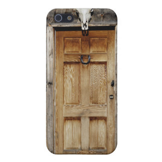 Gothic Rustic Doorway iPhone Cases Cover For iPhone 5/5S