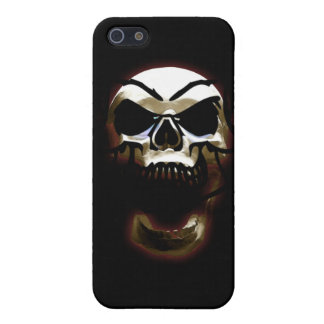 Gothic Screaming Skull III Freaky Speck Case
