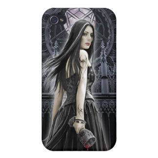 Gothic Siren art  iPhone cases..New !!! Cover For iPhone 4