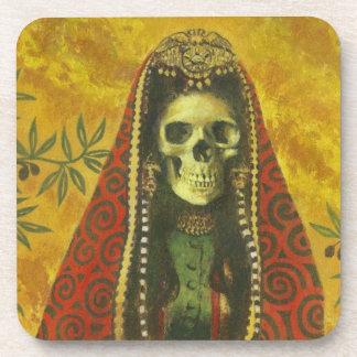 Gothic Skeleton Coaster