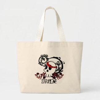Gothic Skull Bride Bag