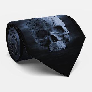 Gothic Skull Tie