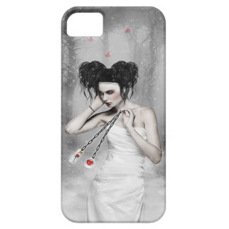 Gothic Snow Queen  iPhone 5/5S, Barely There iPhone SE/5/5s Case