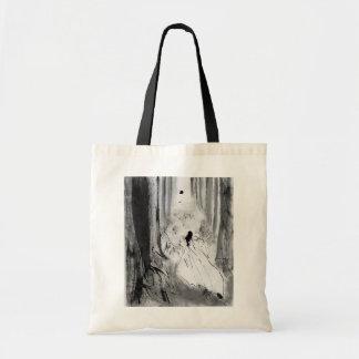 Gothic Snow White Bag