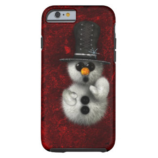 Gothic Snowman iPhone 6 case iPhone 6 Case