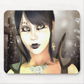 Gothic Sorceress Mousepad
