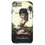 Gothic Steampunk Lolita iPhone 6 case