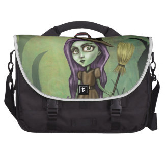 Gothic Steampunk Witch Commuter Bags