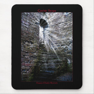 Gothic Steps Mousepad