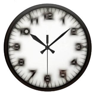 Gothic Strangeness Round Wall Clock