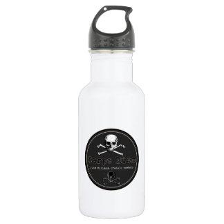 Gothic Style Carpe Diem Water Bottle