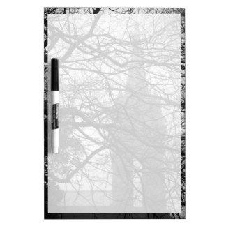 Gothic style chapel Dry-Erase whiteboards