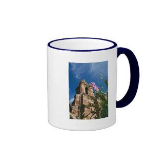 Gothic style chapel ringer mug