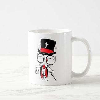Gothic style doll coffee mugs