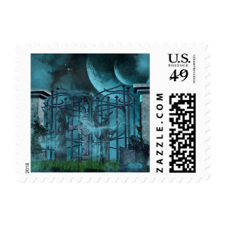 Gothic style stamp