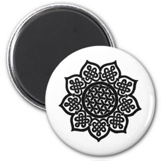 GOTHIC SUN REFRIGERATOR MAGNETS